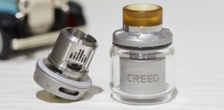 Geekvape Creed RTA Review