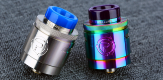 Best RDA for Flavor