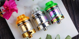 Oumier Wasp Nano RTA Review