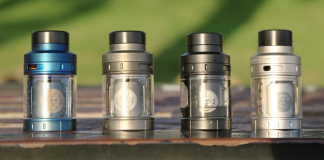 Best Rebuildable Atomizer 2019