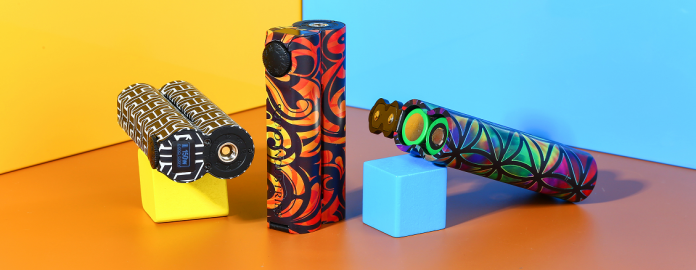 Squid Industries Double Barrel V3 Box Mod Preview