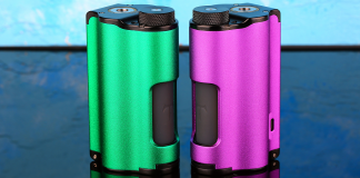 Best Dual Battery Squonk Mod