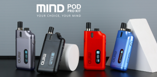 VapeOnly Mind 36W Pod Pro Kit