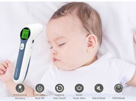 Best No-touch Forehead thermometers of 2020